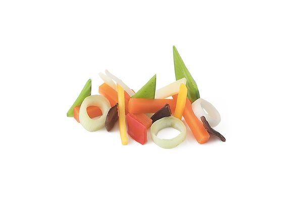 Wok Gemüse tiefgekühlt von Caterline